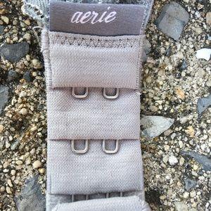 aerie Intimates & Sleepwear - Aerie BRA Padded underwire lace Rhinestone Sz 32A